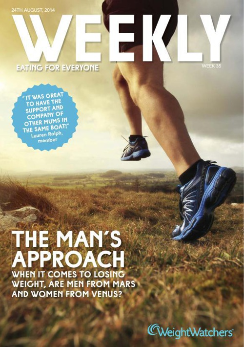 Weight Watchers Weekly Issue 35