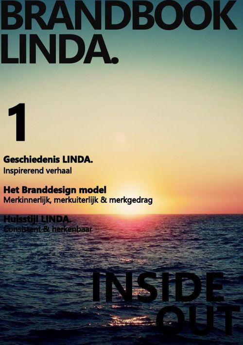 LINDA. Brandbook