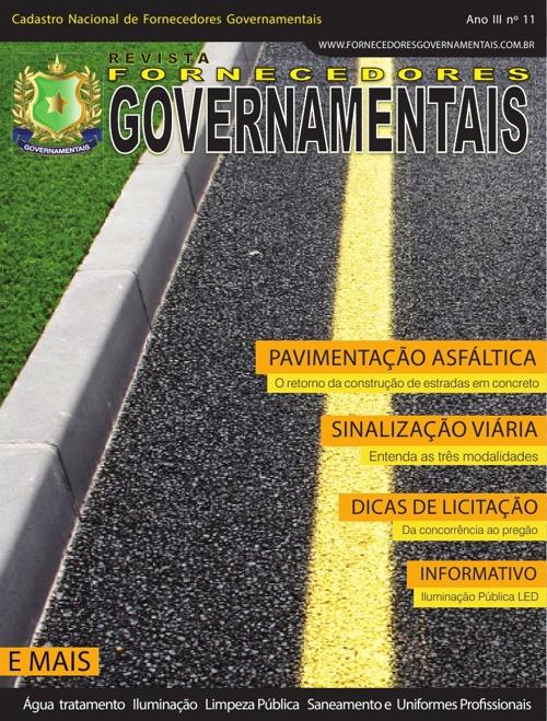 Revista Fornecedores Governamentais 11