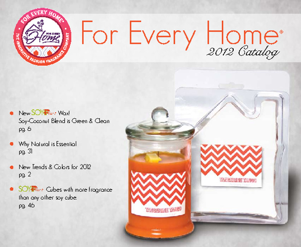 For Every Home 2012 New Catalog