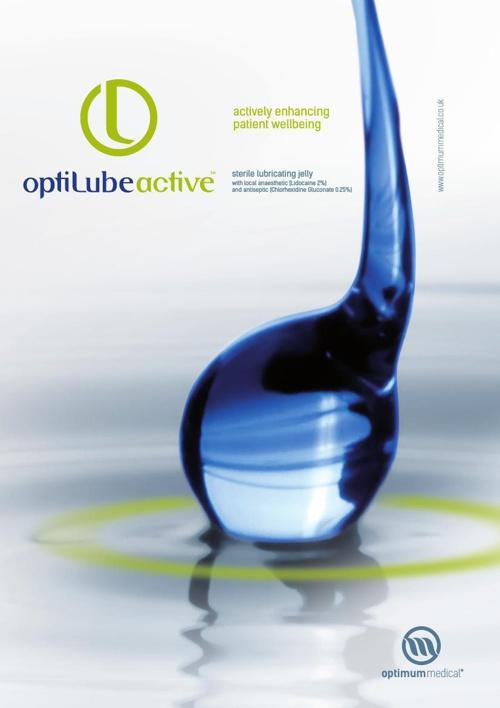 Optilube active 2014 Brochure