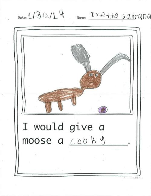 Give a Moose