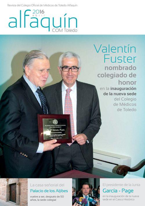 Revista Colegio Medicos Toledo Inauguracion