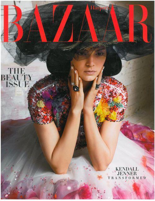 La Quinta Resort - Harper's Bazaar Spread - May 2015
