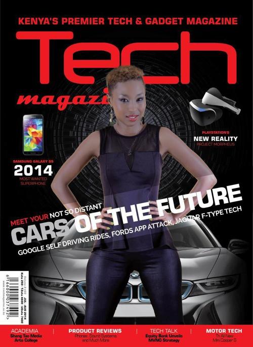 Tech Magazine July - August (1)