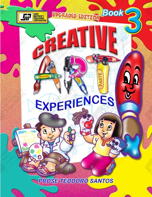 Creative Art Experiences in the Preschool - Book 3