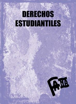 Conoce tus Derechos Estudiantiles - El librito azul - FANA