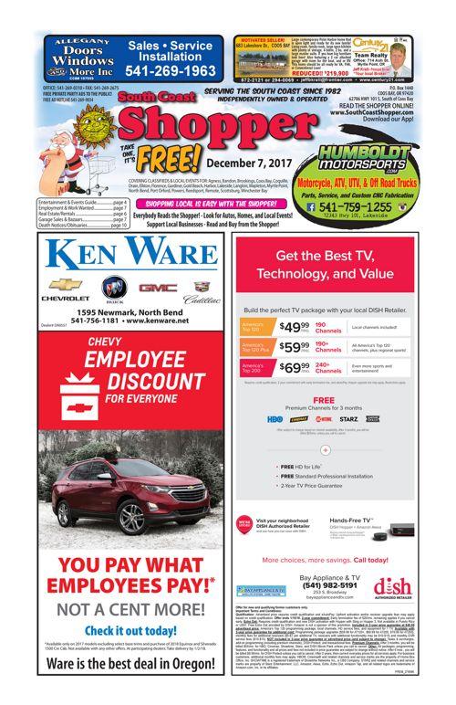 South Coast Shopper e-Edition 12-7-17