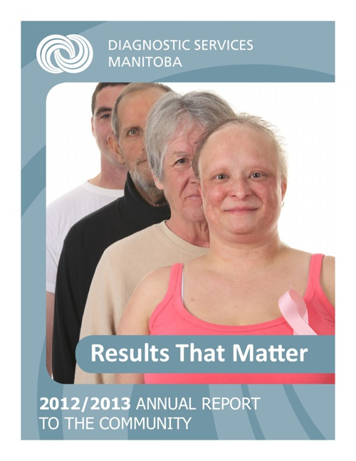 Annual Report to the Community 201213