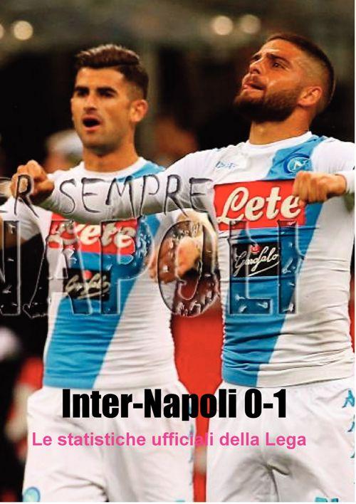 Inter-Napoli, le statistiche ufficiali della Lega