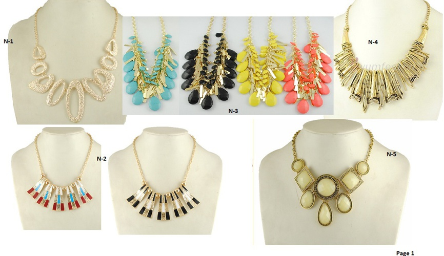 Costume Jewelry - 27 Aug 13