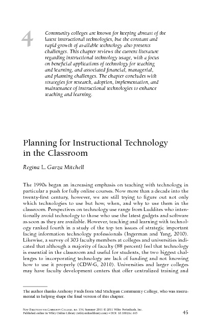 Resources: IWB Technology for Seminaries Lesson One