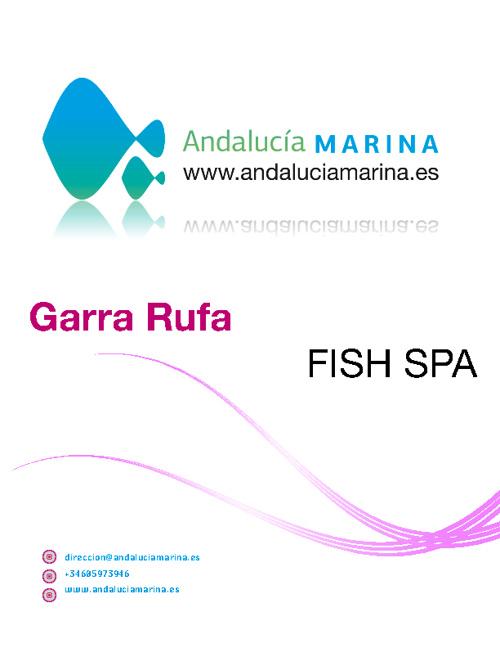Catálogo Andalucía Marina FISH Spa