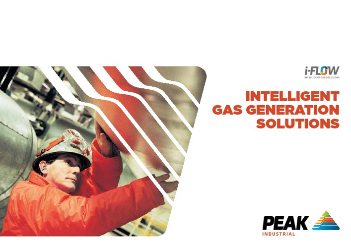 Peak Industrial Product Brochure