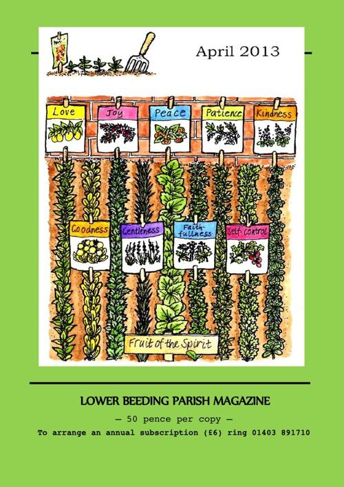 Parish Magazine - April 2013
