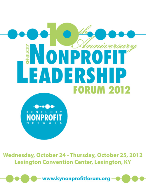 Kentucky Nonprofit Leadership Forum 2012