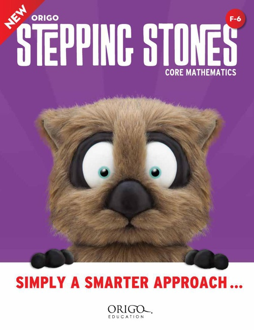 Australian Stepping Stones Brochure 2014