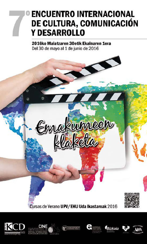 """7º Encuentro Cultura, Comunicación y Desarrollo """"EMAKUMEON KLAKE"""