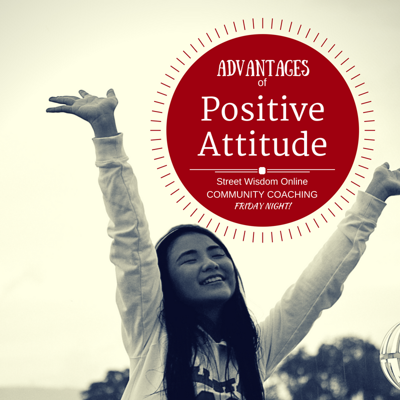 Advantages of Positive Attitude