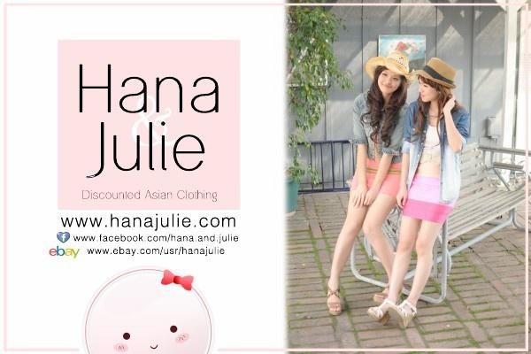 Hana and Julie Look Book