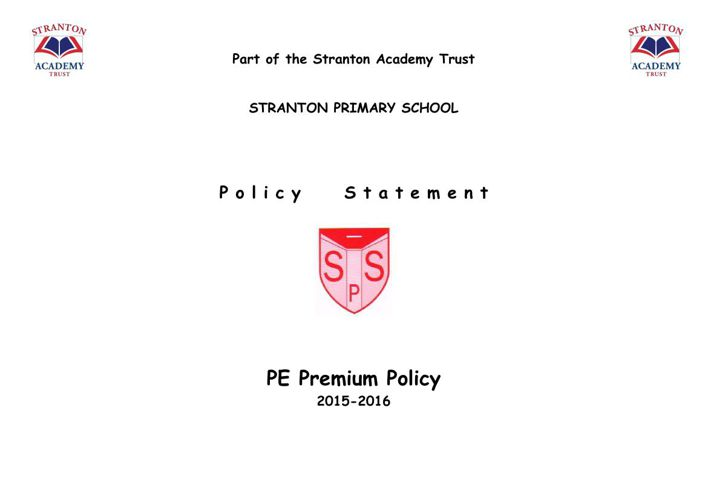 PE premium -201516