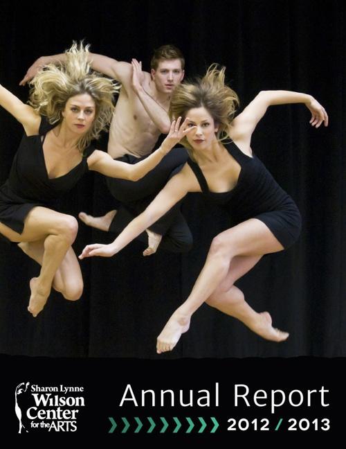 Wilson Center Annual Report 12-13