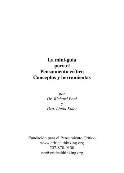 Copy of mini-guia del pensamiento crítico