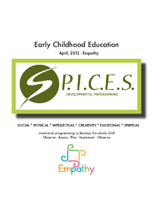 "Empathy: ""S.P.I.C.E.S."" Developmental Programming"