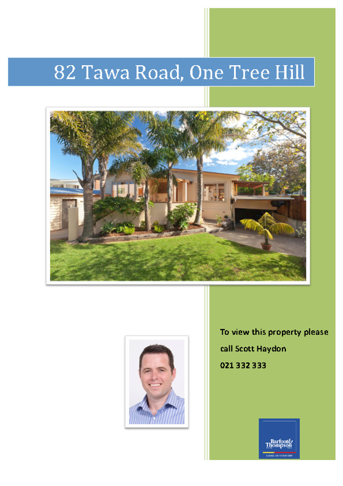 82 Tawa Road, One Tree Hill