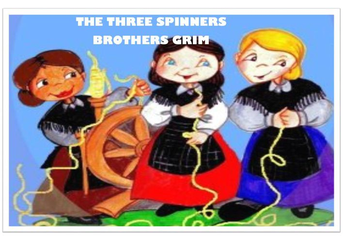 1.THE THREE SPINNERS_TALE