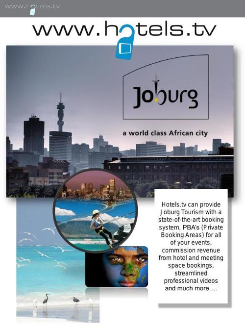 Tourism Office Brochure