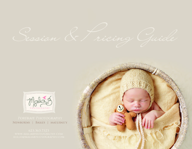 Malia B Photography Session & Pricing Guide 2016