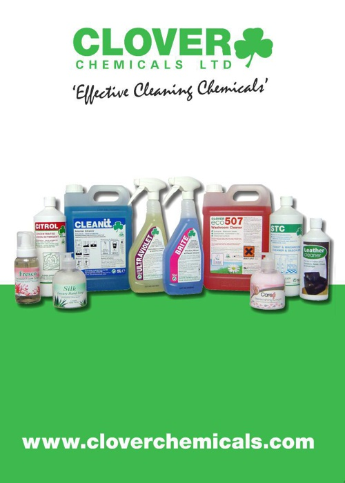 Clover Chemicals Catalogue 2014