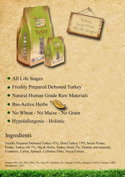 Green Pantry Grain Free Cat Food 2015