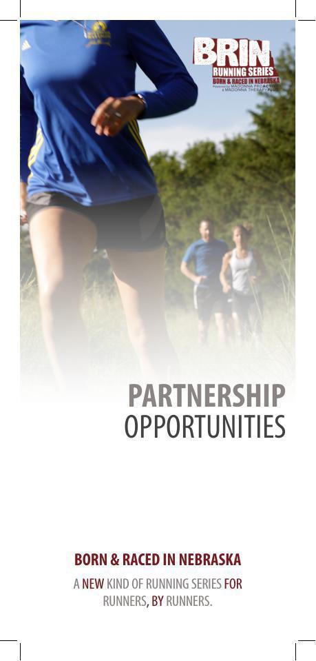 Born & Raced In Nebraska | Partnership Opportunities