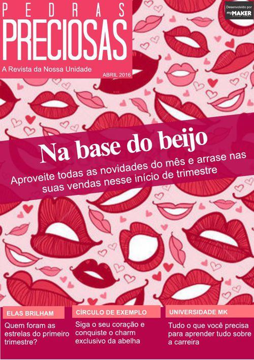 Revista Pedras Preciosas - abril 16