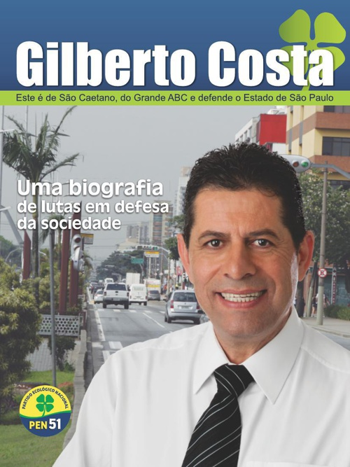 Revista Gilberto Costa