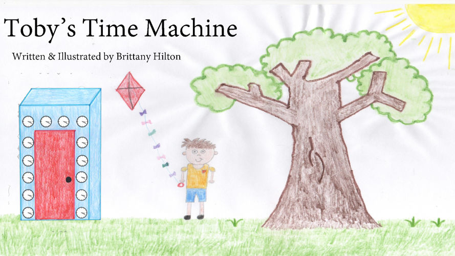 Integrated Picture Book- Toby's Time Machine