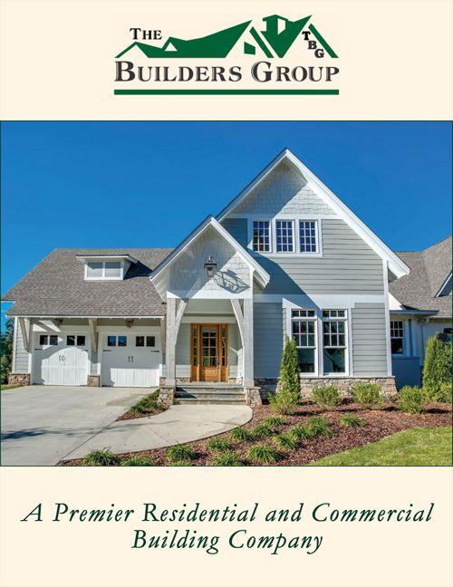 The Builders Group Brochure