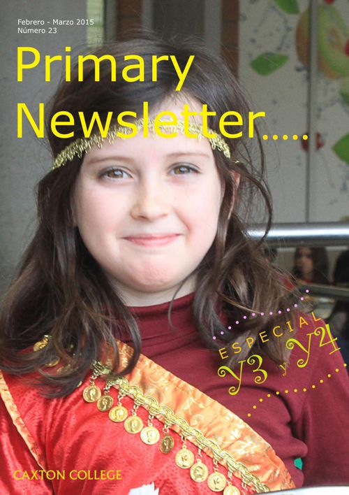 Newsletter Febrero