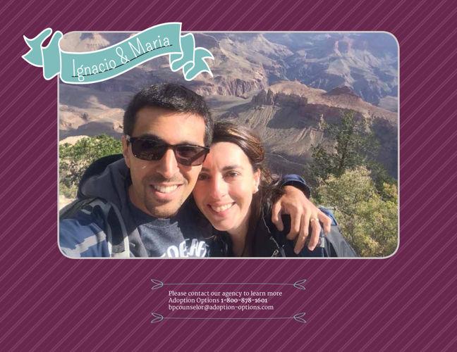 Ignacio and Maria's Adoptive Family Profile
