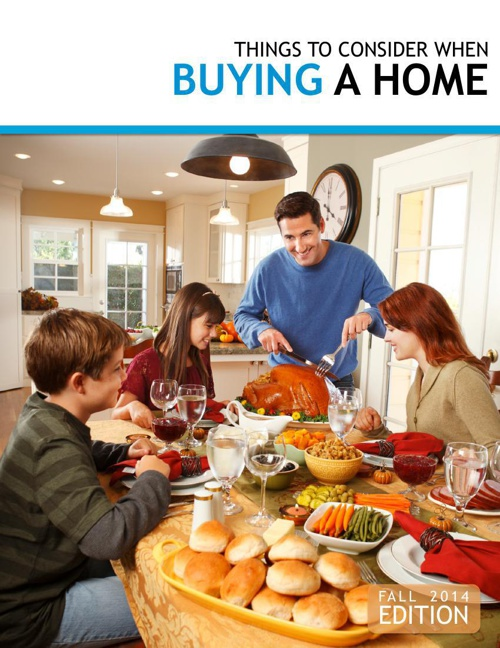 Buying a Home Fall 2014