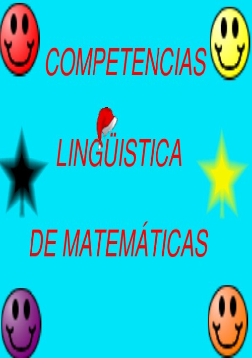 COMPETENCIAS LINGUISTICAS DE MATEMÁTICAS