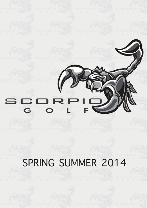SCORPIOGOLF CATALOG 2014 SPRING SUMMER SEASON