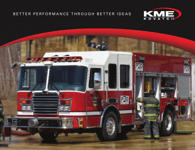 KME Pumper Brochure