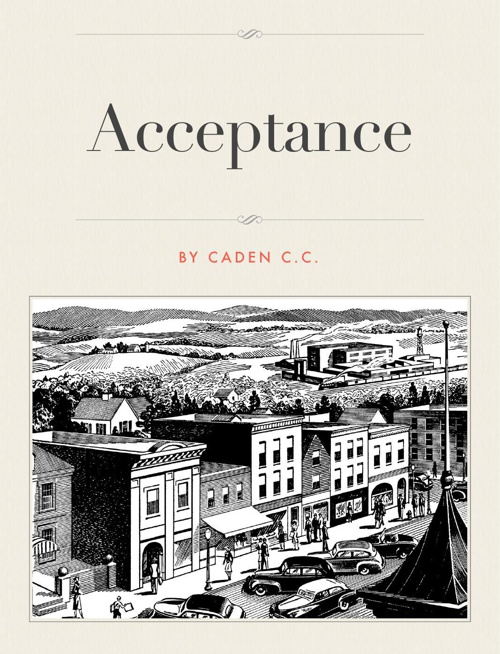 Acceptence of Two Friends