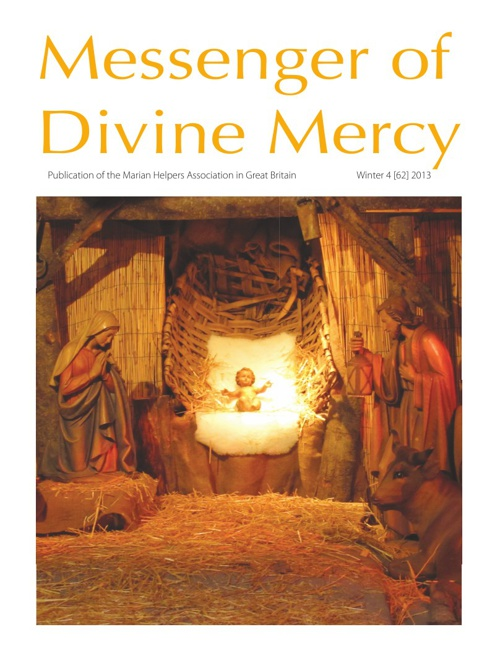 Messenger of Divine Mercy Winter 4 [62] 2013