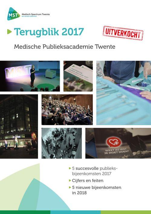 Terugblik 2017   Medisch Spectrum Twente