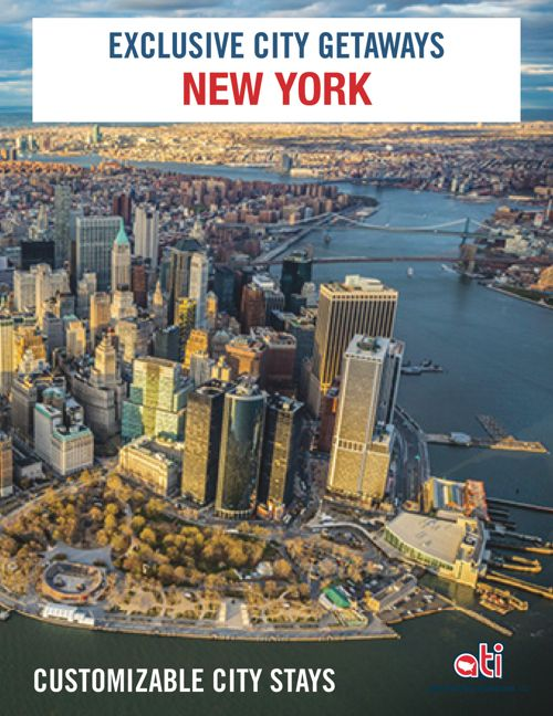 Exclusive City Getaways_New York AAA Member Brochure