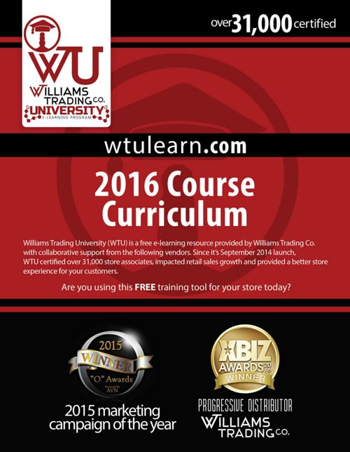 WTU Course Curriculum